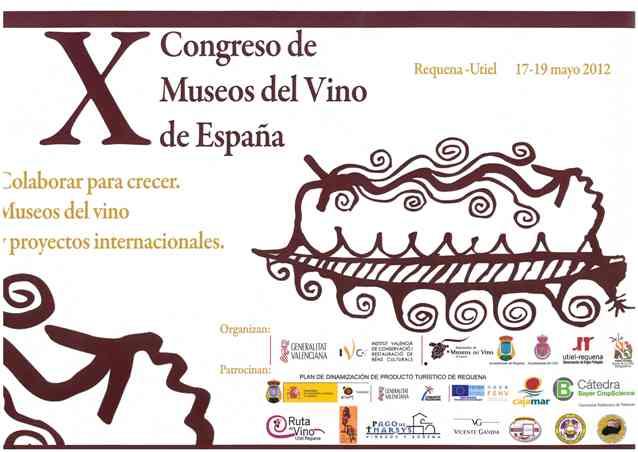 X Congreso de Museos del Vino de España