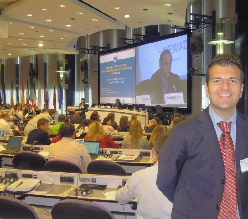 La PTV asiste al Infoday en Bruselas
