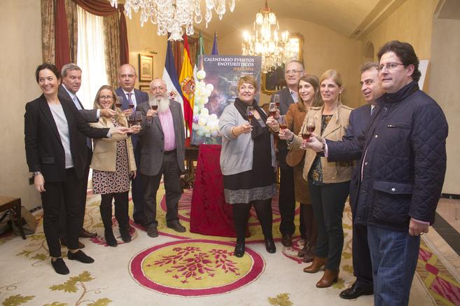 Jerez, ciudad europea del vino