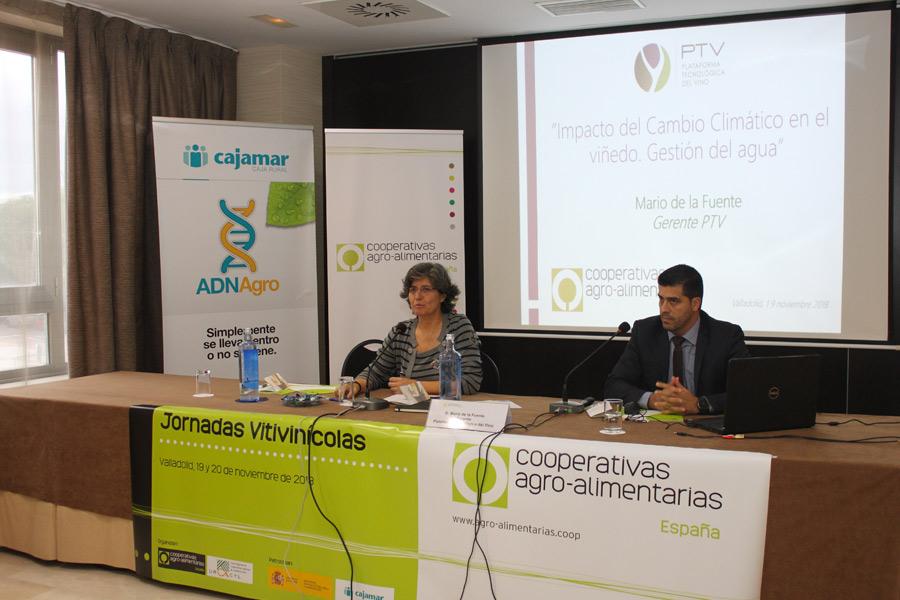 Celebradas las Jornadas Vitivinícolas de Cooperativas Agro-alimentarias