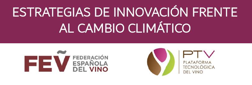 """PTV y FEV organizan """"Estrategias de innovación frente al cambio climático"""" en Enomaq 2019"""