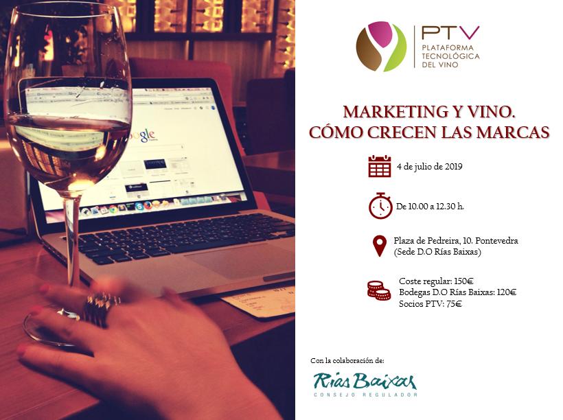 """El próximo 4 de julio se celebrará la III edición del Seminario """"Marketing y Vino. Cómo crecen las marcas"""""""