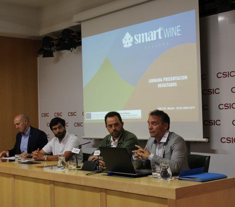 Smart Sustainable Wine llega a su fin, con la mirada puesta en una segunda fase de proyecto