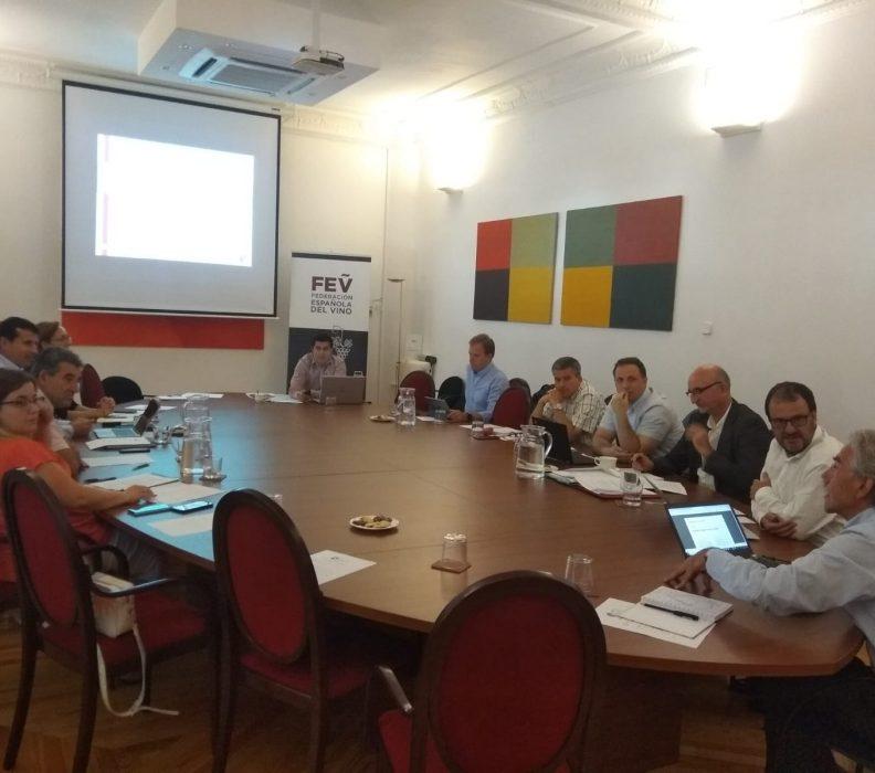Reunión de Coordinación de la Comisión Técnica de la PTV