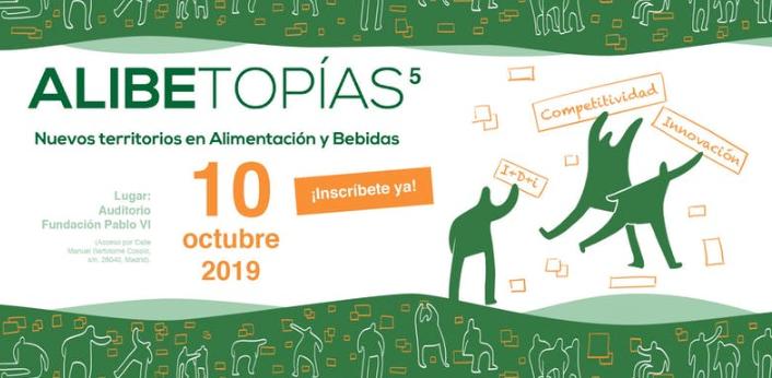 ALIBETOPÍAS 5ª Edición