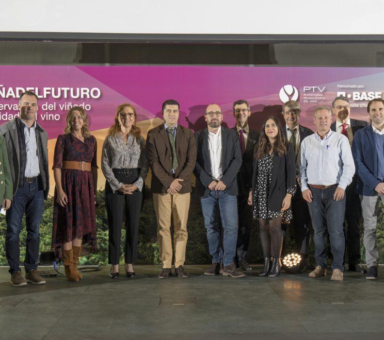 """La PTV reúne al sector vitivinícola en la jornada """"Preservación del viñedo y calidad del vino"""""""