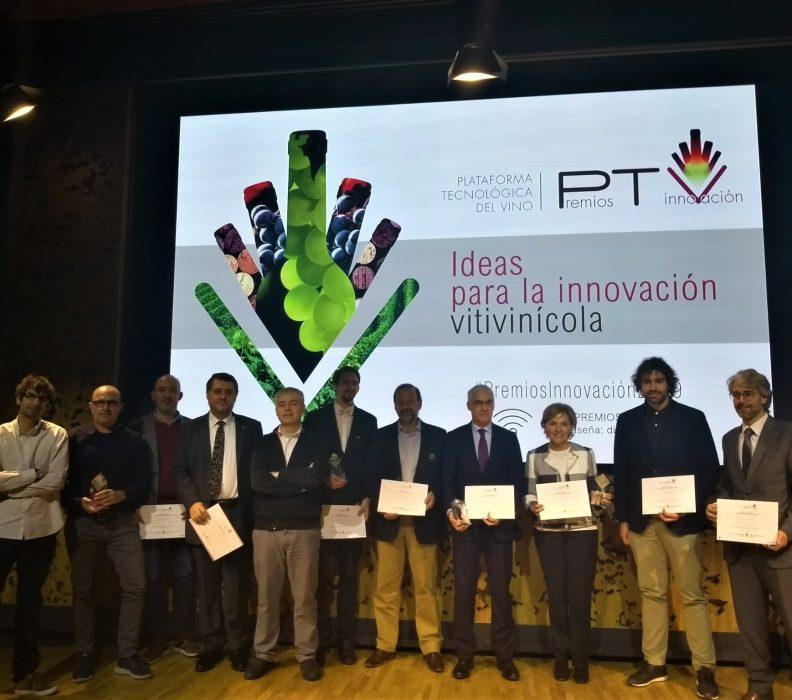La Plataforma Tecnológica del Vino entrega sus 'Premios Innovación 2019'
