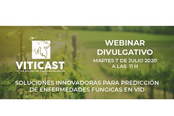 FEUGA organiza un webinar para dar a conocer VITICAST