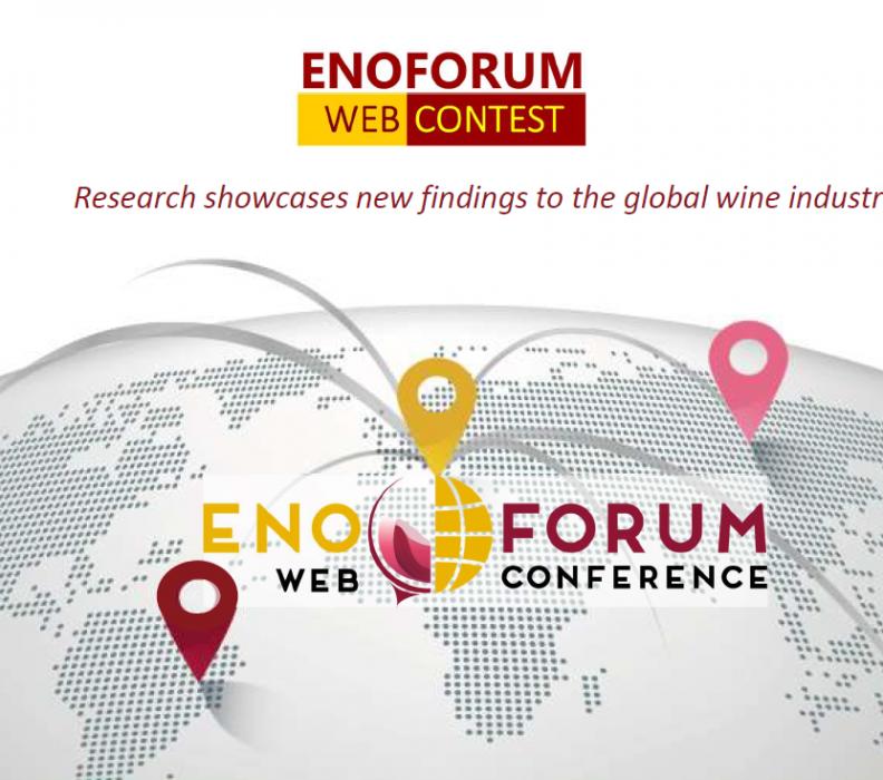 Abierto el plazo de presentación de resúmenes para Enoforum Web Contest