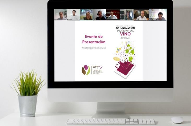 La PTV presenta la Agenda Estratégica de Innovación del Sector del Vino 2021-2024