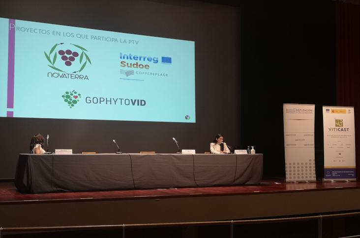 La PTV presenta algunos proyectos de innovación para un uso sostenible de fitosanitarios en viticultura